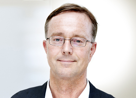 Olav Klausen, adm.dir. Helse Fonna HF
